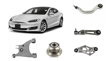 Tesla Model 3 S X Chassis-Teile-Katalog China